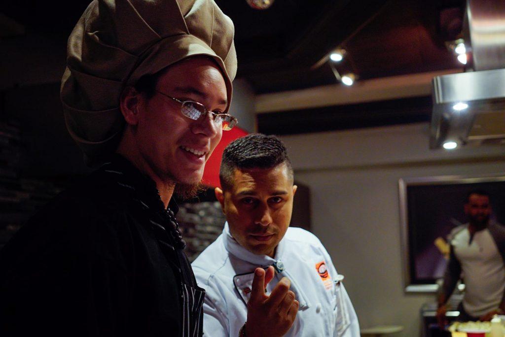 Chefs, Gerard Marquez & Jason Peru
