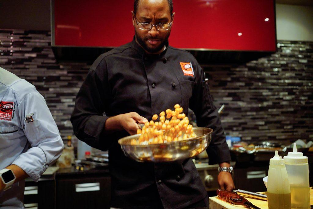 Chef Ridge Juman